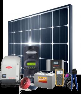Proveedor de paneles solares