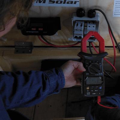 Sistema fotovoltaico interconectado y aislado