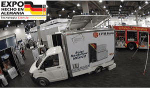 Cursos Solares Alemania-México Roadshow