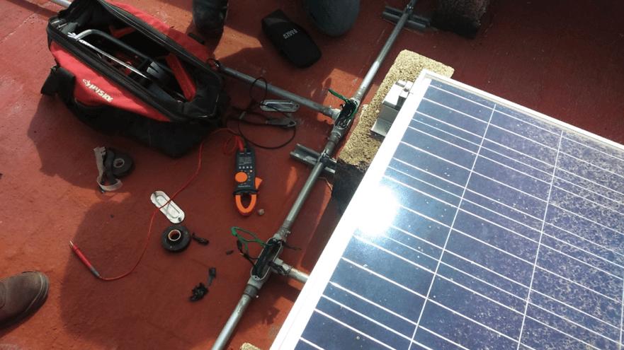3 grandes riesgos de paneles solares y como evitarlos