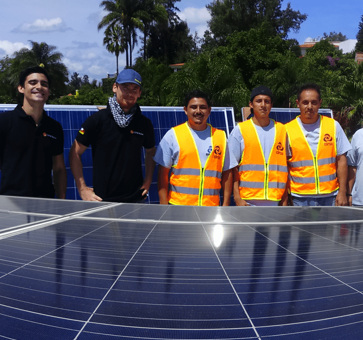 Instalación de paneles solares en Guadalajara